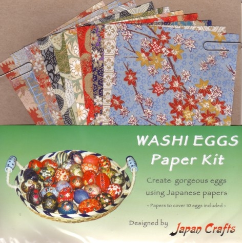 washi egg kit
