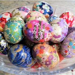 washi eggs