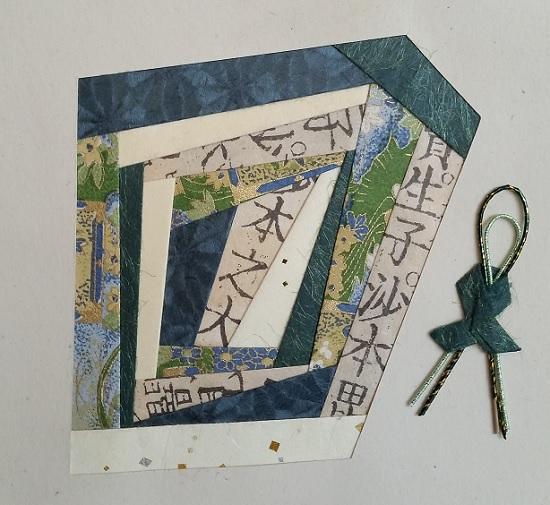 iris folding design