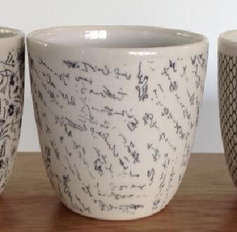 ceramic transfer paper cup