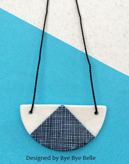 ceramic transfer papers pendant tpb26