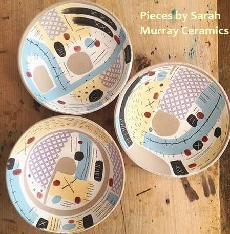 ceramic transfer plates