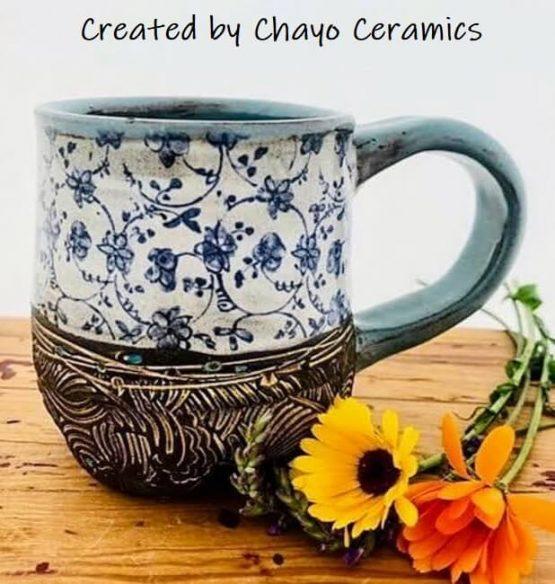 tpb11 floral circles ceramic transfer