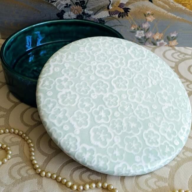 Ceramic Paper Transfers Raised Aqua Tpw6 Japan Crafts