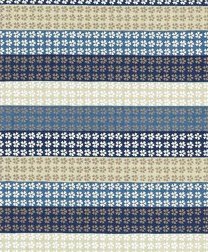 yuzen chiyogami blue b22