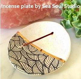 ceramic transfer paper plate tpb34