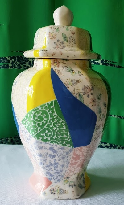 ceramic tissue transfer urn
