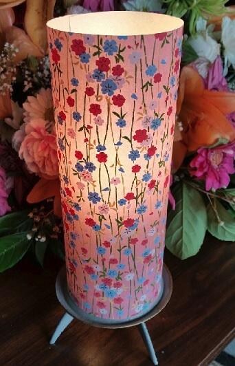 Yuzen paper lantern
