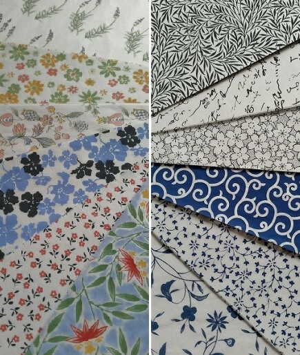 ceramic tissue transfer papers