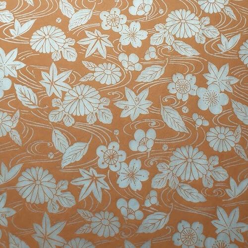 ceramic transfer apricot