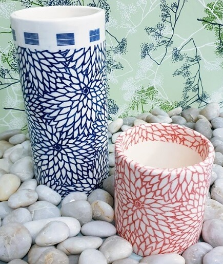 ceramic underglaze transfers