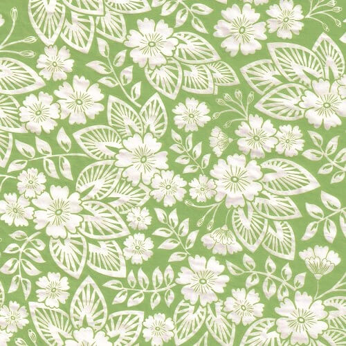 lime green ceramic transfer tpl46