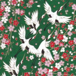 yuzen paper c42 cranes