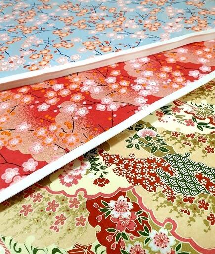 japanese yuzen paper