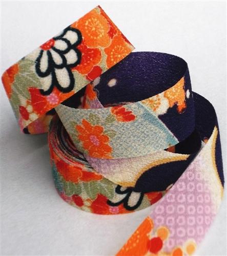 patterned ribbon